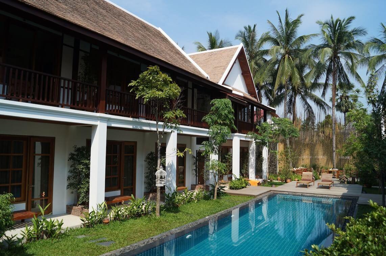 4 Star Hotels & Resorts in Luang Prabang 2