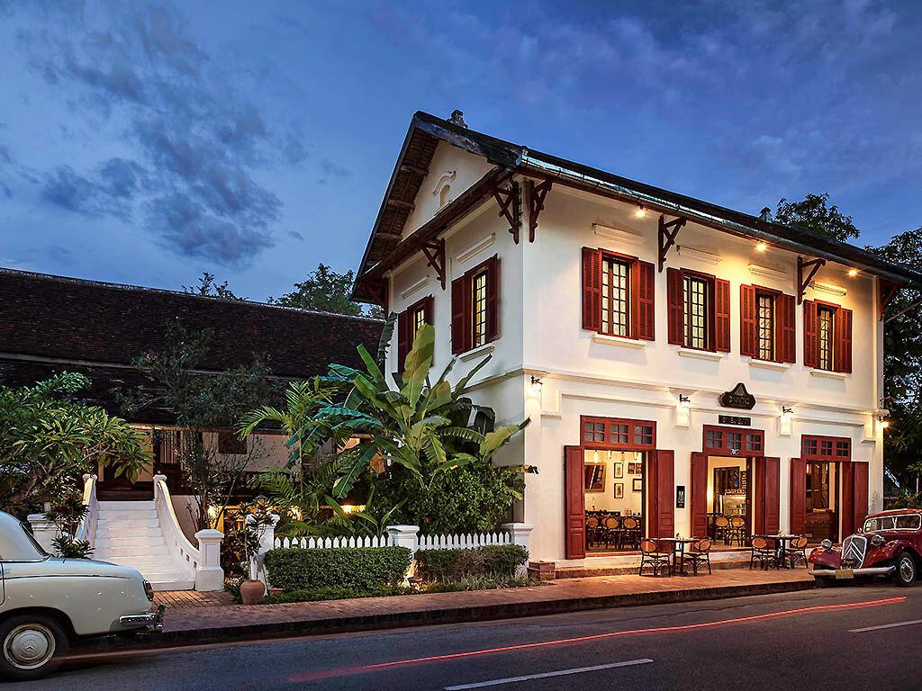4 Star Hotels & Resorts in Luang Prabang 4