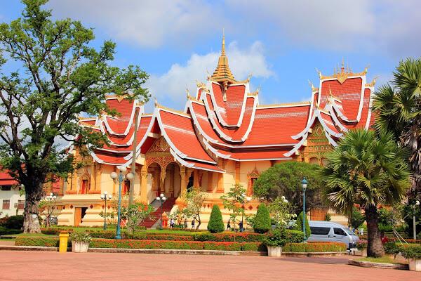 Pha That Luang 4