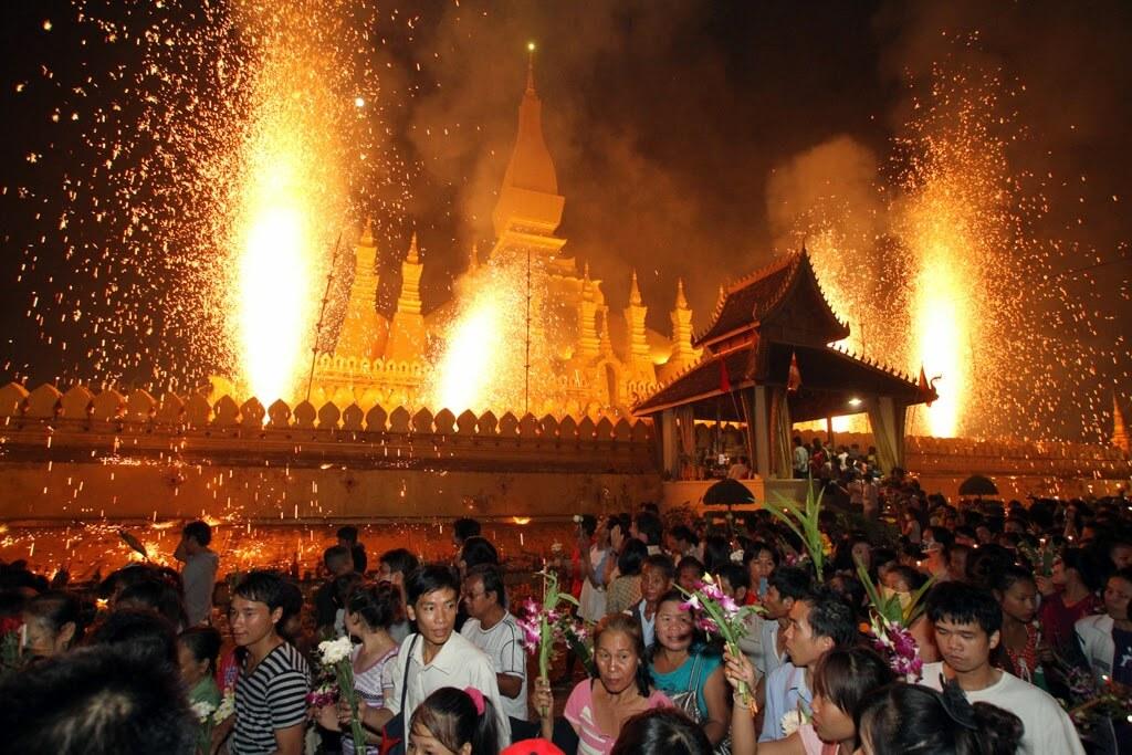 Pha That Luang 6