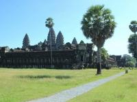 Day 9: Koh Trong – Kratie - Siem Reap (B)