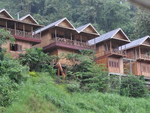 Mekong Riverside Lodge - Pak Beng