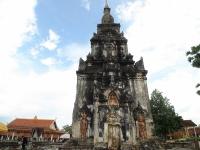 Visit That Ing Hang Stupa