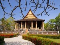 Day 6: Vang Vieng - Vang Sang - Vientiane (B)