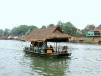 Day 3: Mekong Kayaking - Ban Lad Khammune (B,L,D)