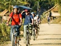 Day 4: Luang Prabang Cycling Tour (B)