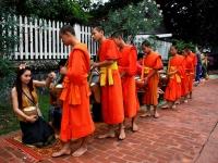 Morning Life Of Luang Prabang