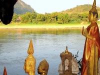 Day 5: Nong Khiaw - Pak Ou Caves - Luang Prabang (B)