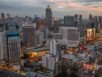 Day 1: Bangkok Arrival