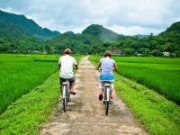 Day 10:  Mai Chau Valley - Trek & Cycle (B,L,D)