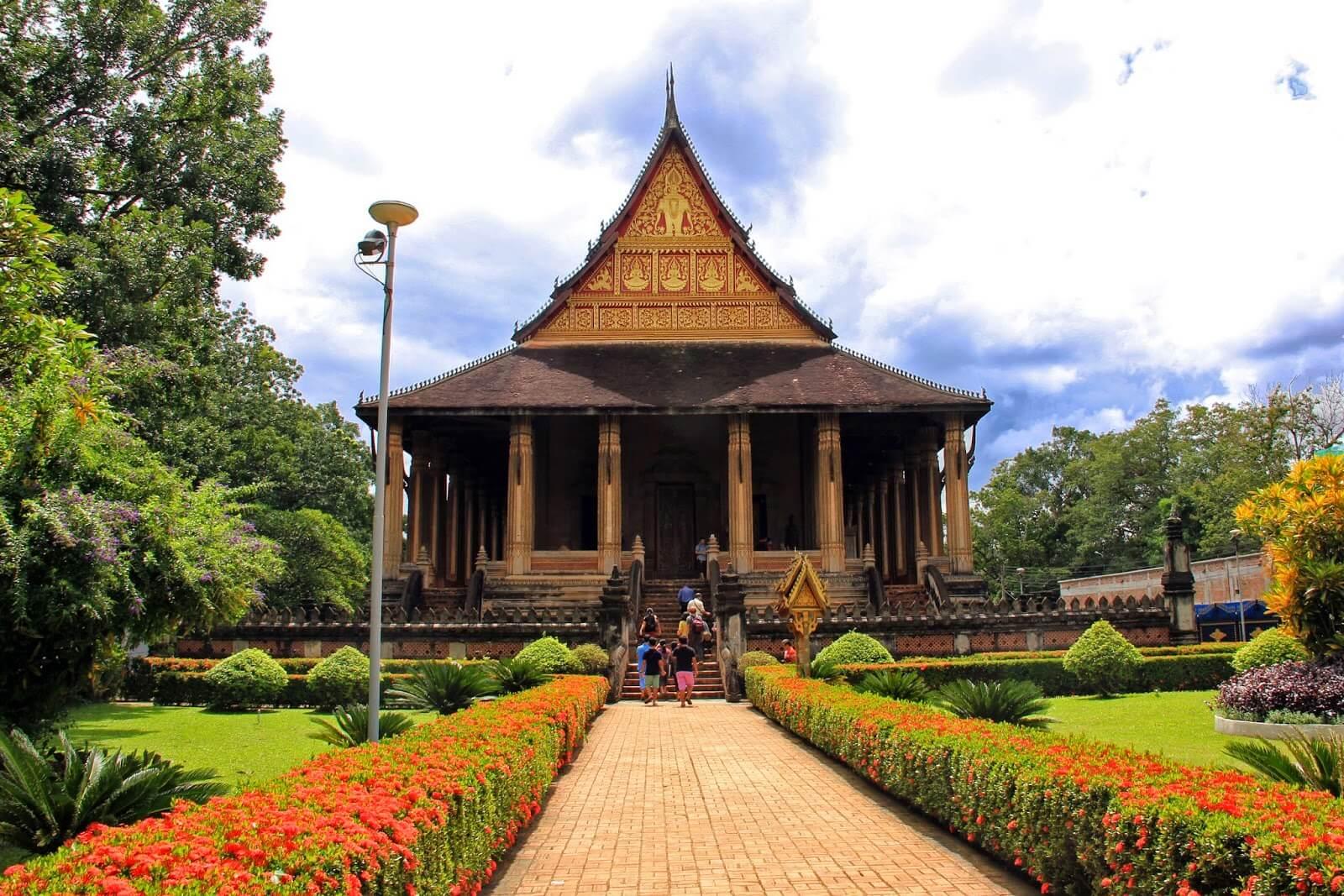 Wat Ho Phra Keo 1
