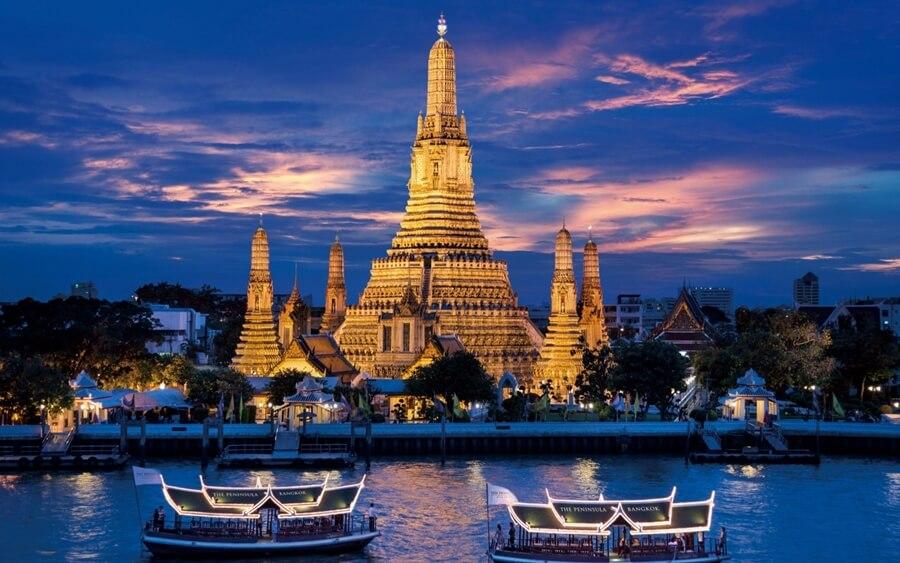 Thailand Laos and Vietnam Exploration