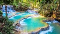Kuang Si Waterfalls – An Aquatic Paradise