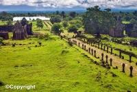 Day 11: Tad Etu - Wat Phou - Khong Island (B,L)