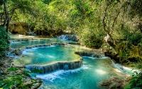 Day 04: Luang Prabang - Kuang Si Waterfall - Luang Prabang (B)