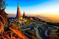 Day 3: Bangkok - Night Train To Chiang Mai (B)
