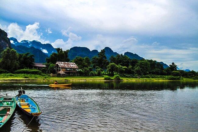 Chiang Mai to Vang Vieng 10